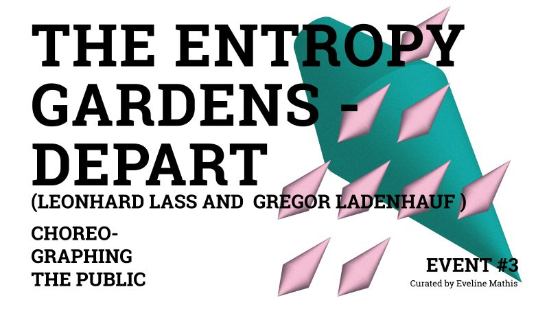 The Entropy Gardens | Virtual Reality Installation