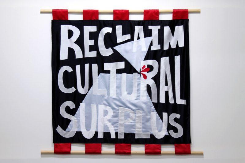 #ReclaimCulturalSurplus